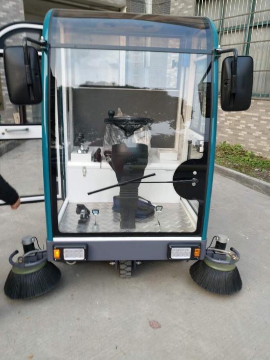 Xe quét hút bụi mini Karler KL2100